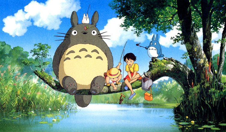 film Il mio vicino Totoro
