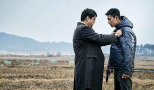 steel rain film coreano