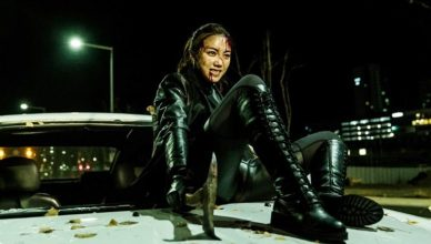 Kim Ok bin in The Villainess film
