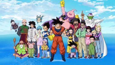 dvd cartoni animati giapponesi Dragon ball