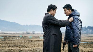 steel rain film coreano su netflix